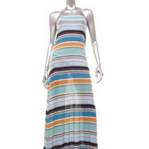 MICHAEL STARS Women Super Happy Striped Maxi Sk... - $24.74