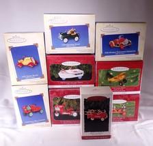 Hallmark Kiddie Car Classics 1995 1998 1999 2000 2001 2002 2003 2004 2005 9pcs - $79.95