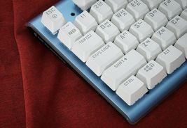 Micronics K735 Mechanical Gaming Keyboard Red Body (Kailh Box Switch White) image 7