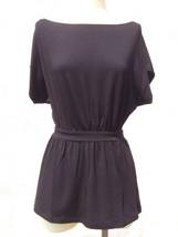 Women Alicia top black color size XS - $24.75