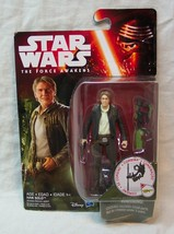 """Star Wars The Force Awakens HAN SOLO 4"""" Action Figure Toy NEW  - $16.34"""