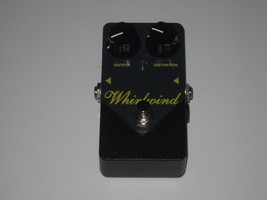 Whirlwind Rochester Series Gold Box Distortion Guitar Effect Pedal MXR - $102.85