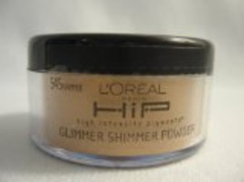 L'Oreal HIP Glimmer Shimmer Face Powder - Shimmer 545 - $8.03
