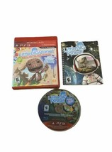 Little Big Planet Game of the Year Edition (Sony PlayStation 3 2009) COMPLETE - $14.80