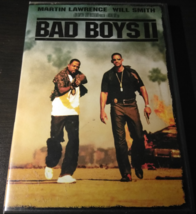 Bad Boys II DVD 2003 2-Disc Set Special Edition Mint  - $7.49