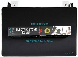 Larsic Stove Cover - Thick Natural Rubber Sheet Protects Electric Stove ... - $59.51