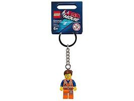 THE LEGO MOVIE Emmet Keychain - $7.99