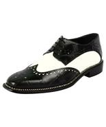 LibertyZeno Mens Handcrafted crocodile print genuine leather shoes L-1100 - $49.99