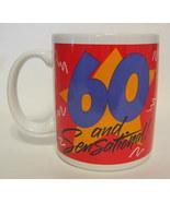 Mug 60 and Sensational Novelty Gift Mug Darice ... - $19.00