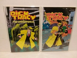 DICK TRACY + DICK TRACY VS THE UNDERWORLD - FREE SHIPPING IN U.S. AND CA... - $14.03