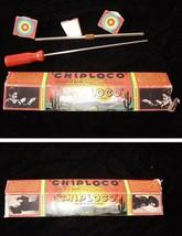 Western Cowboy Toy Chiploco Mexican Vintage - $16.99