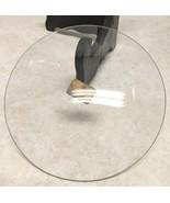 "Round Clock Convex Glass Part 5 ""  - $6.92"