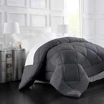 Italian Luxury Goose Down Alternative Comforter - All Season - 2100 Series Hotel