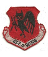 USAF 432nd TACTICAL RECON WING Vietnam War Patch - $9.89
