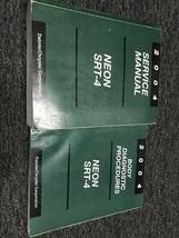 2004 Dodge Neon SRT-4 Srt 4 Service Repair Shop Workshop Manual Set Oem - $138.54