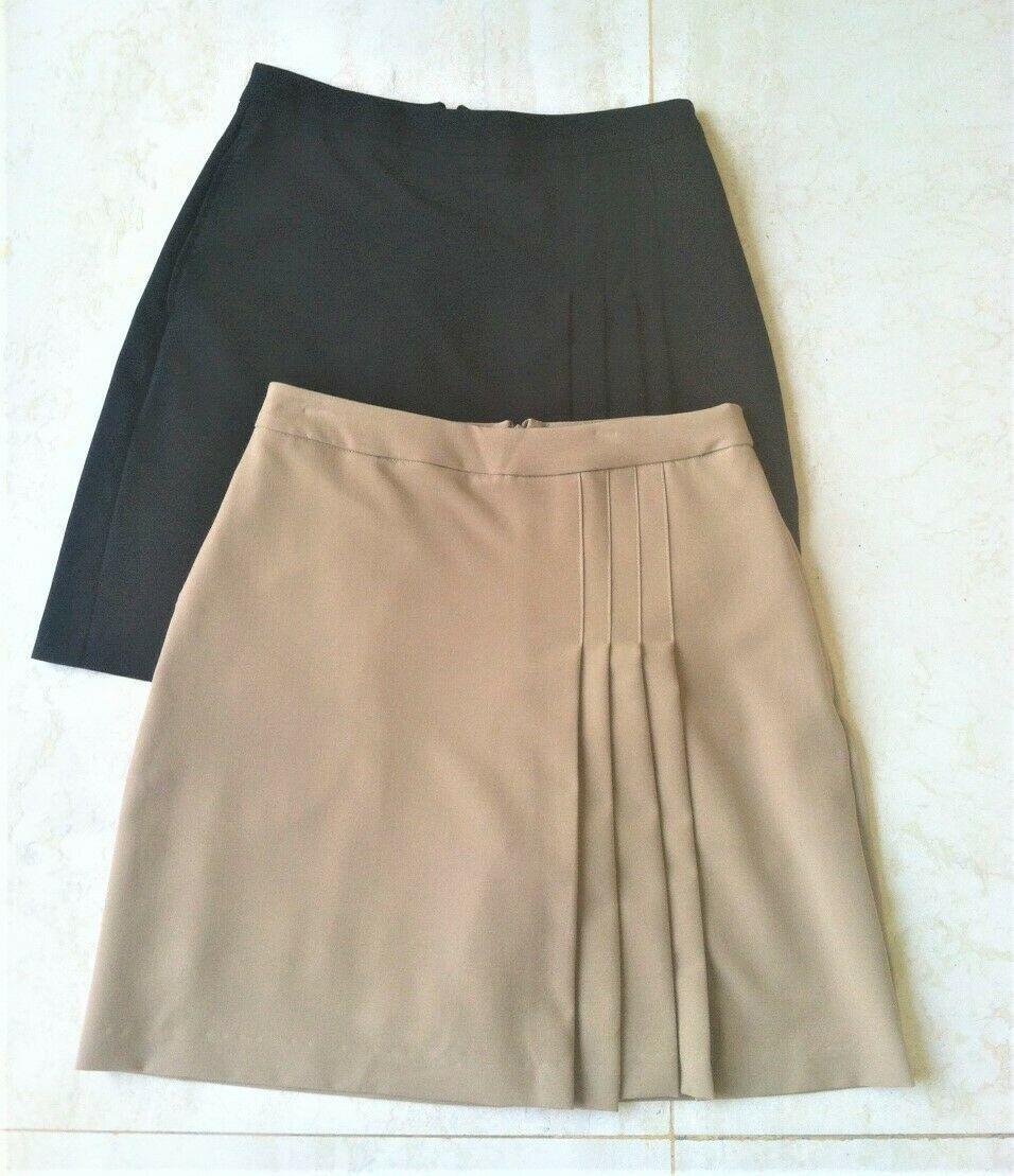 Stylish Women's Golf & Resort Black Long Sleeve Collar Top, Swarovski Buttons  image 6