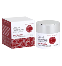 Control Corrective Anti-Wrinkle Face and Neck Cream