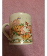 VINTAGE COUNTRY KIDS  COFFEE MUG / CUP--SHARING IS FUN--1990----FREE SHI... - $15.17