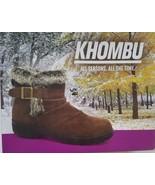 PRE Khombu Lindsey Style Women's All Weather Winter Boots - $287,52 MXN