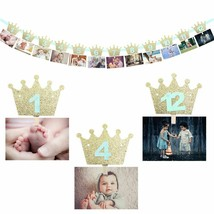 Baby Shower DIY Photo Frame Paper Picture Holder For Birthday Party Deco... - $7.99