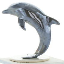 Hagen Renaker Specialty Sea Life Dolphin Ceramic Figurine image 4