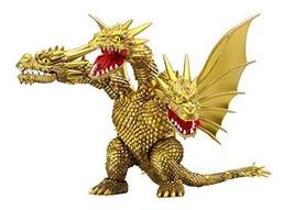 *Fujimi model Chibi Maru Godzilla series No.4 King Ghidorah non-scale co... - $38.32