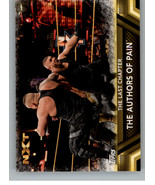 2017 Topps Then Now Forever Finishers and Signature Moves #F-46 The Auth... - $1.99