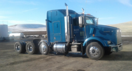 2007 KENWORTH T800 For Sale In Pullman, Washington image 1