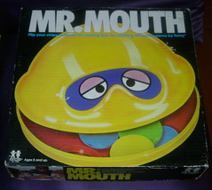 Vintage Mr. Mouth All-Family Game 1976 TOMY - $28.68
