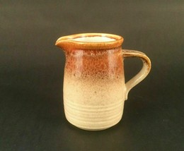 Vintage Stoneware Mikasa Natures Song C1050 Japan Creamer or Gravy - $12.09