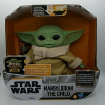 Star Wars The Child Baby Yoda Animatronic Edition Toy Hasbro IN HAND, SH... - $98.95