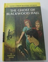 Nancy Drew Ghost of Blackwood Hall Book 1976 Printing #25 Mystery Hardcover - $8.41