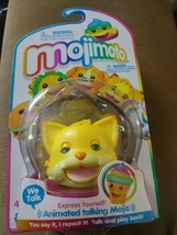 Mojimoto Animated Talking Mojis KITTY CAT Hanger Figure NEW IN BOX - $8.12