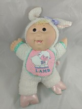 "Cabbage Patch Kids Farm Baby Lamb Plush Doll Sounds 11"" Works Stuffed Animal - $36.22"
