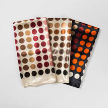 100% Silk Printed Square Scarves For Gift - $17.99