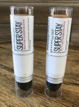 (2) Maybelline Super Stay Multi Use Foundation Stick, #312 Golden - $9.46