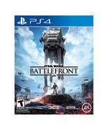 Star Wars: Battlefront (PS4) - $69.99