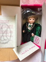 "Marie Osmond Baron Von Beetle Bitty Beauty Bug Porcelain Doll 5"" COA Nec... - $19.56"