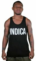 Dope Couture Indicia Weed Marijuana Black or White Tank Top Muscle Shirt