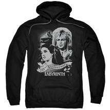Labyrinth - Anniversary Adult Pull Over Hoodie Officially Licensed Apparel - $34.99+