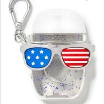 NEW Bath & Body Works 4th OF JULY SUNGLASSES  Pocket - Bac Holder / Key-... - $14.99