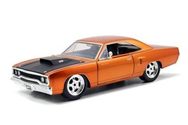 Fast & Furious Plymouth Road Runner 1:24 Diecast By Jada Toys - $13.21