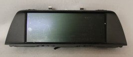 11 12 13 14 15 16 BMW 535I 550I INFORMATION GPS TV DISPLAY SCREEN 924182... - $118.79