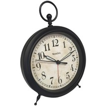 Westclox 75043 Top Ring Decor Alarm Clock - $36.50