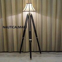 NauticalMart Black Tripod Floor Lamp Stand - $127.71