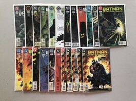 Lot of 23 Detective Comics (1937 1st Series) #702-719 734-738 VF Very Fine - $59.40