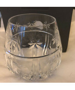 """Christmas By Waterford Crystal Holiday Votive, Candle Holder 3.5"""" - $44.54"""