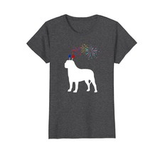 English Mastiff 4th Of July Dog T-Shirt v2 - $19.99+