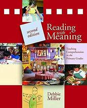Reading with Meaning, 2nd edition: Teaching Comprehension in the Primary... - $8.99