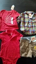 New Target Boys Clothing Lot Size 18m 18 months! FREE SHIPPING - $56.09